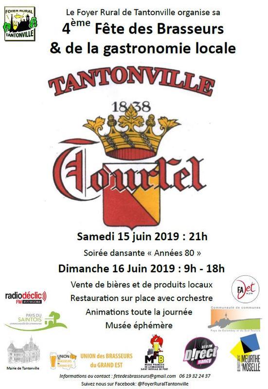 4éme fête des Brasseurs de Tantonville
